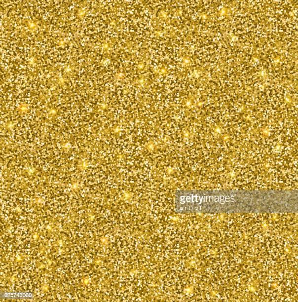 Seamless pattern. Glitter