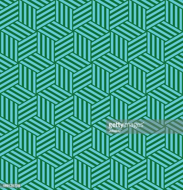 Seamless Pattern Petit Carre