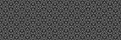 Seamless pattern. Retro style 80-90s. Dark mosaic textures. Vector Illustration for your design