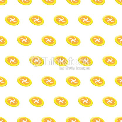 8f1cf3a161058 Seamless pattern summer beach frisbee background with template in swatches  for your convenience. Easy to use.