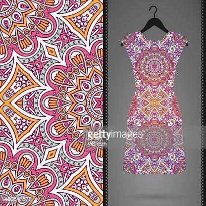 Sem costura padrão : Arte vetorial