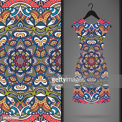 Patrón perfecto. : Arte vectorial