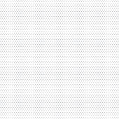 Seamless pattern. Abstract halftone background. Modern stylish texture. Repeating grid with dots of the different size. Vector element graphic design