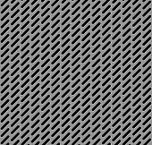 Seamless metallic pattern.
