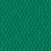 Seamless vector pattern with mayan glyphs