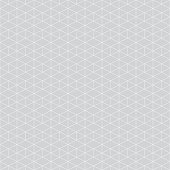 Seamless pattern. Stylish geometric texture with the repeating polygons, hexagons, rhombuses. Monochrome. Backdrop. Web.  Vector element of graphic design for your project