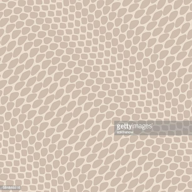 Seamless reptile skin pattern