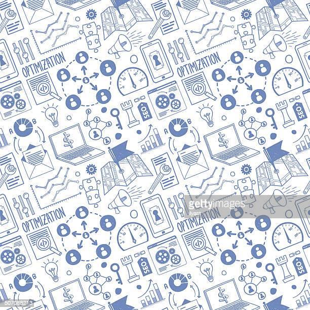 Seamless Search Engine Pattern
