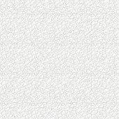 Closeup vector seamless texture of white leather. Can be used as a print for fabrics, and graphic design. Animal skin backround.