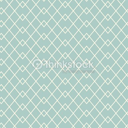 Seamless thin line intersection pattern : stock vector