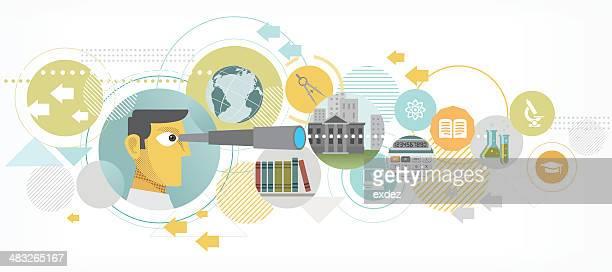 Busca mejor educación