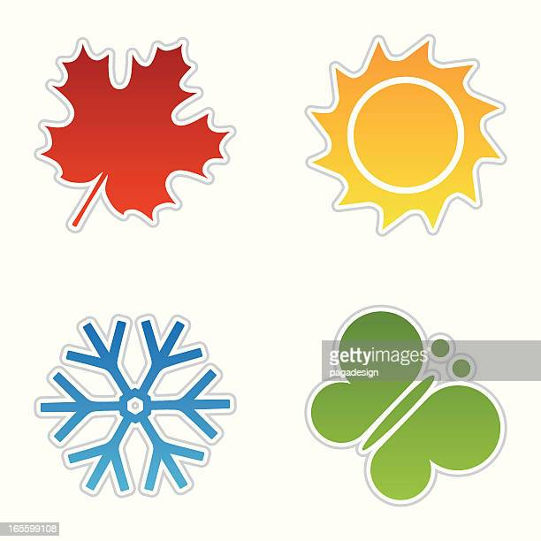 season's symbols