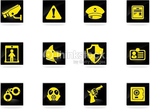 symboles de s 233 curit 233 clipart vectoriel thinkstock