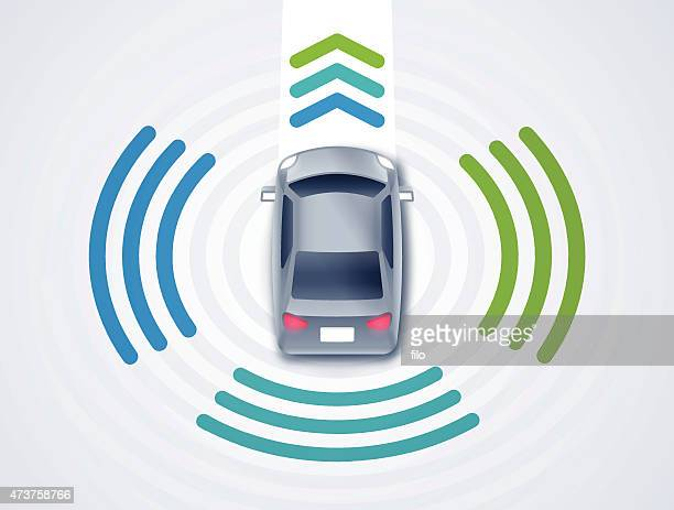 Self-driving or Driverless Car