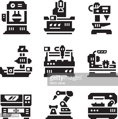 machine symbol