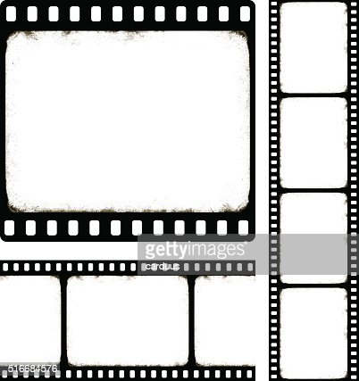 Set Of Camera Roll Vector Art | Getty Images