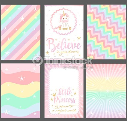 Set of colored pastel vector cards for party invitation arte set of colored pastel vector cards for party invitation arte vetorial stopboris Images