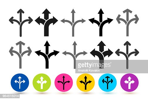 Set of flexibility icon. Vector illustration. Isolated on white background : stock vector