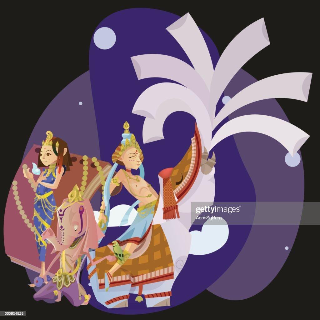 asian religion goddess