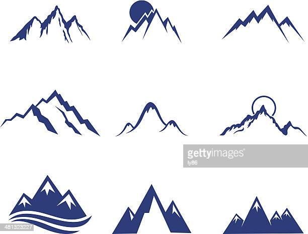 Juego de las montañas