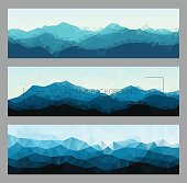 Vector background in geometric style. Creative vector illustration.