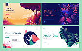 Modern vector illustration concepts for website and mobile website development.