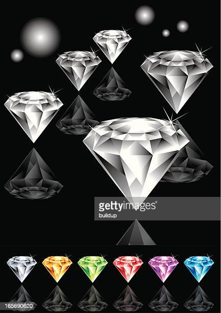 Seven colours Diamond