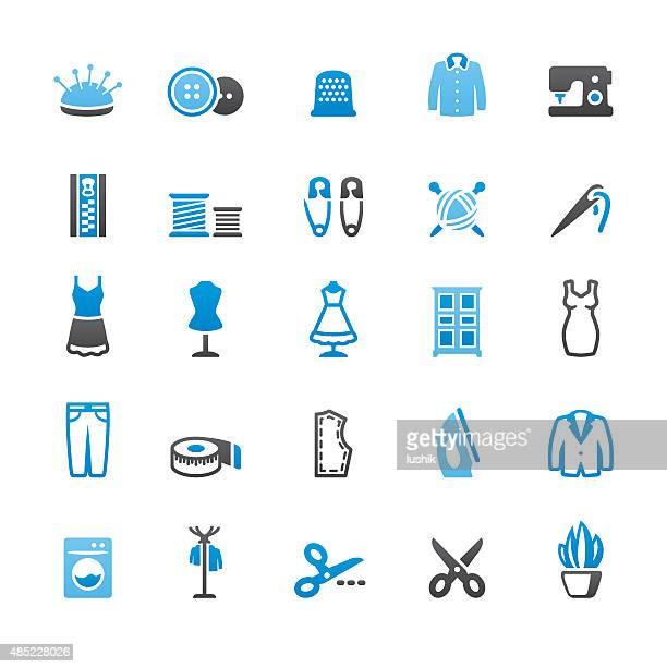 Textura vector iconos relacionados