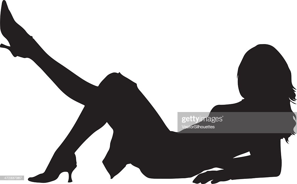 Think, Sexy lady silhouette images are