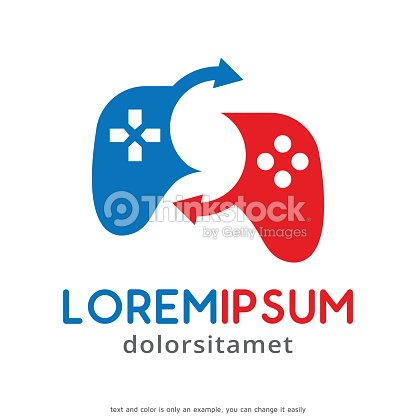 Share Game Template Design Vector Emblem Design Concept Creative - Game concept template