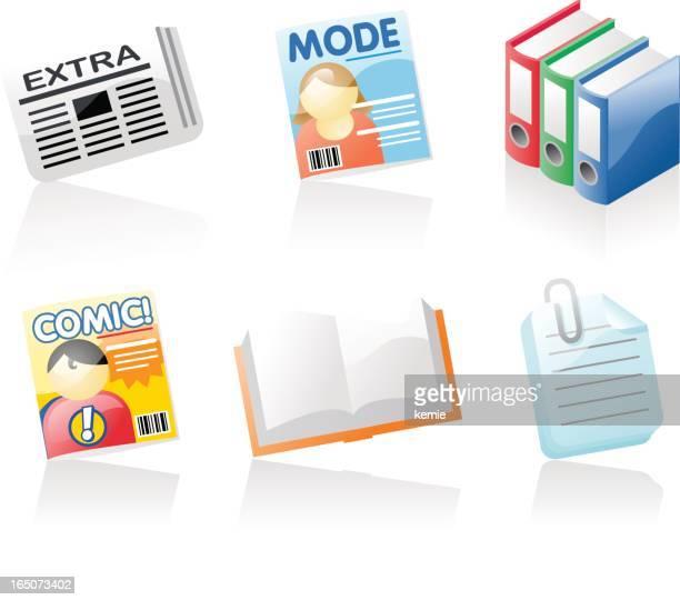 shiny icons:publishing
