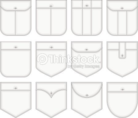 Shirt pockets vector art thinkstock shirt pockets vector art pronofoot35fo Gallery