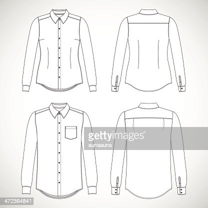 Shirt : stock vector