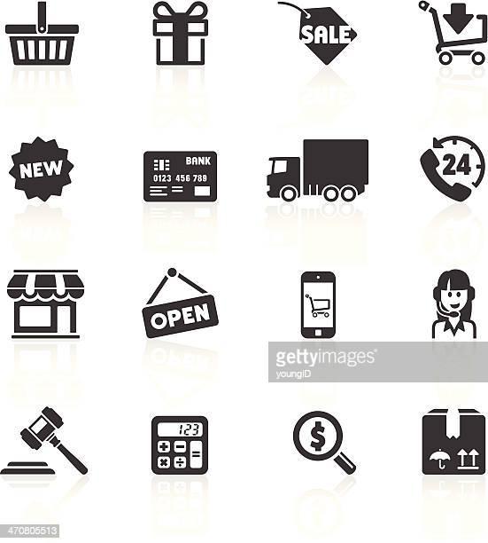 Shopping & E-commerce Icons 1