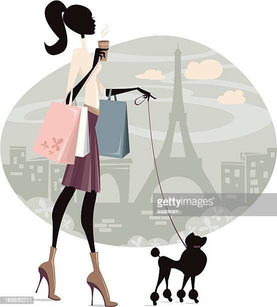 Shopping in Paris