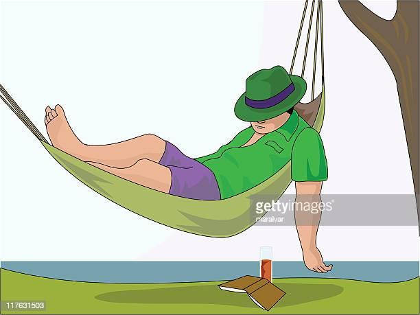 free clipart hammock cartoon - photo #22