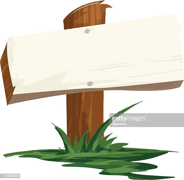 Wooden Post Stock Illustrations And Cartoons Getty Images