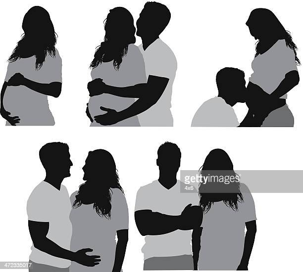 Remarkable, rather Husband and wife silhouette entertaining phrase