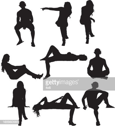Lying Down Stock Illustrations And Cartoons Getty Images
