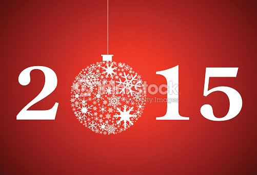Simple 2015 new year happy holidays background with snowflakes happy holidays background with snowflakes vector art stopboris Gallery