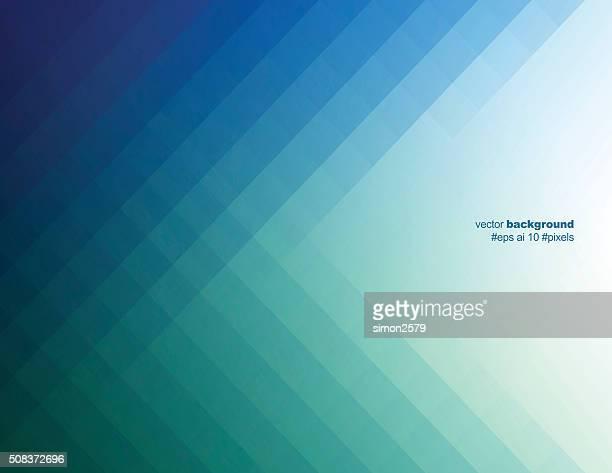 Simple fond bleu pixels