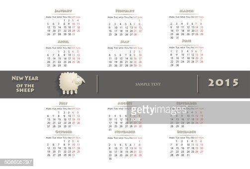 Simples Europeu 2015 ano : Arte vetorial