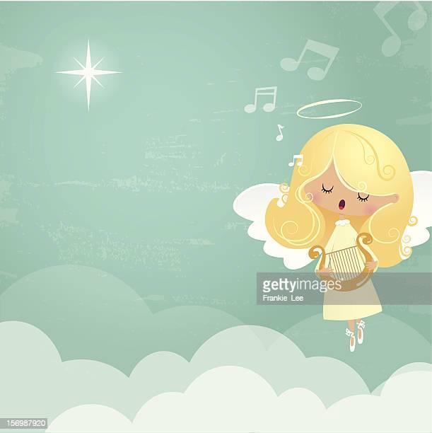 Singen angel