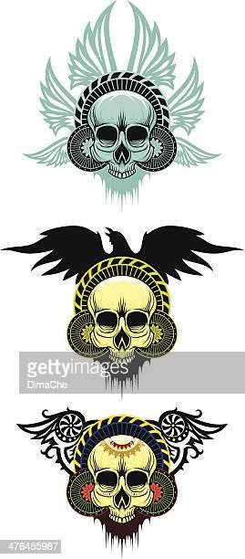 Cráneo emblems