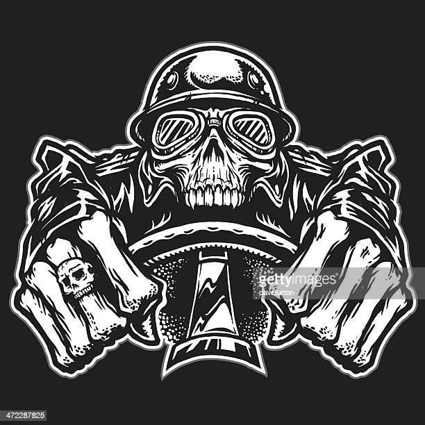 Cráneo Rider