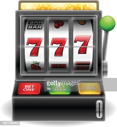 Slot Machine Svg