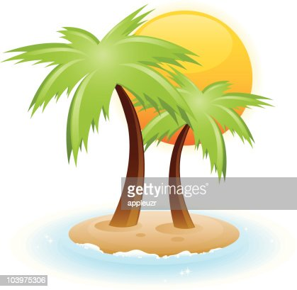Island Stock Illustrations And Cartoons   Getty Images