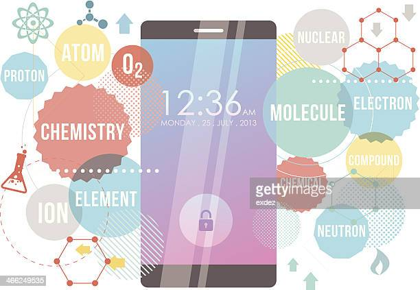 Smartphone for Chemistry