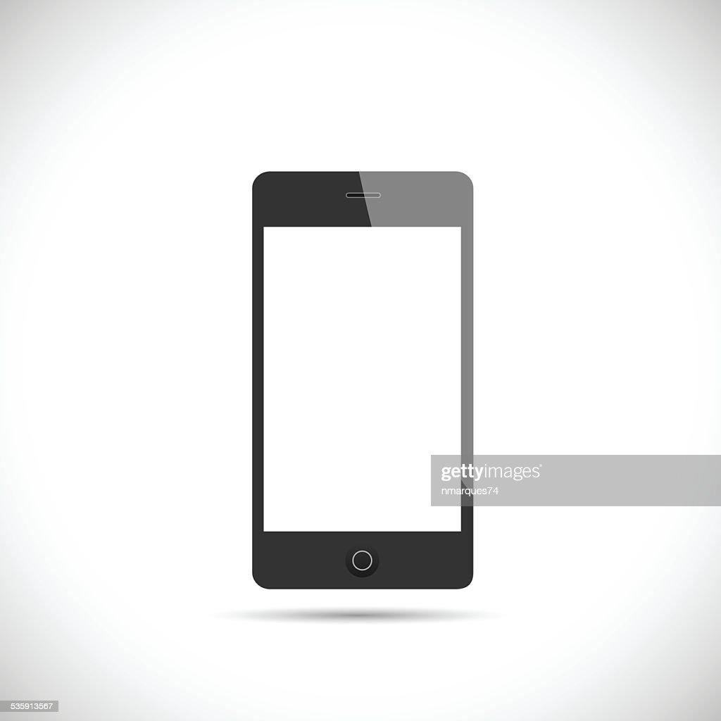 Smartphone ilustración : Arte vectorial