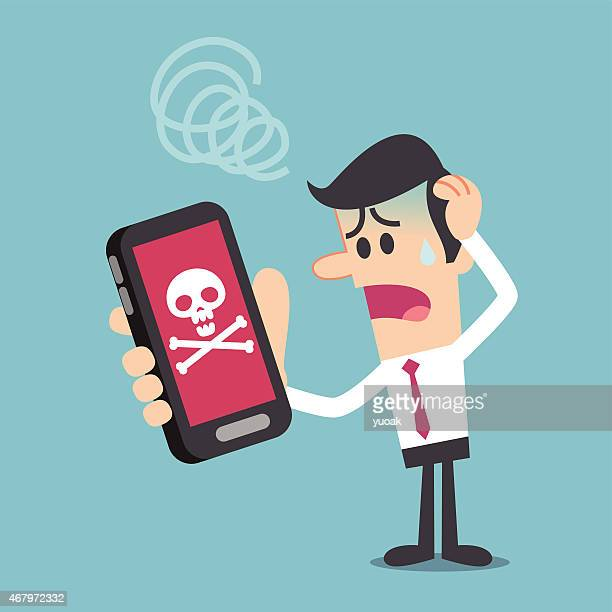 Smartphone troubles
